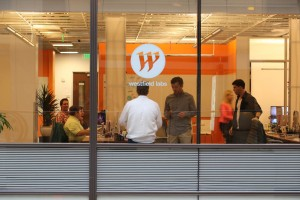 The Westfield Labs team focuses on ways to create innovative retail experiences. Courtesy Westfield Labs.