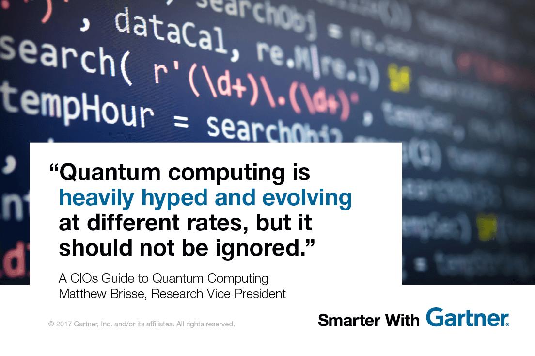 The CIO's Guide to Quantum Computing – Itango.eu